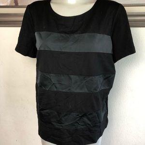 Madewell Short sleeve large blouse